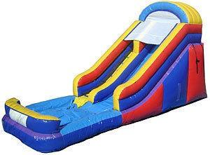 (A) 16ft Wet Dry Slide
