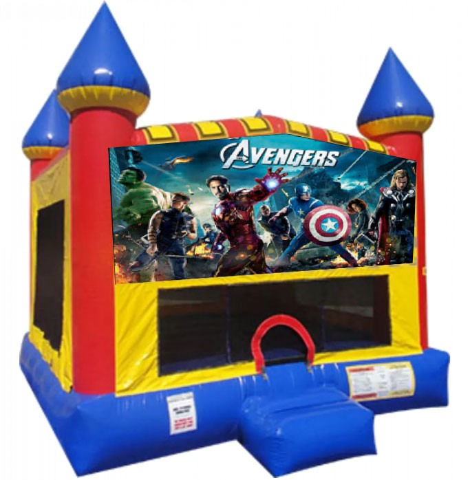(C) Avengers Moonwalk