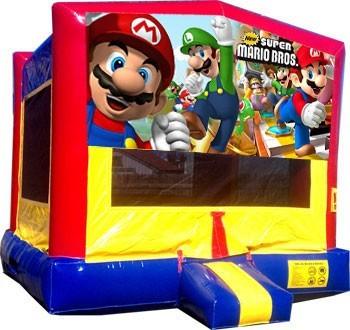 (C) Mario Bros Moonwalk