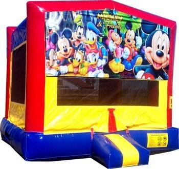 (C) Mickey & Friends Moonwalk