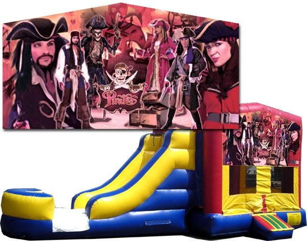 (C) Pirates 2 Lane combo (Wet or Dry)