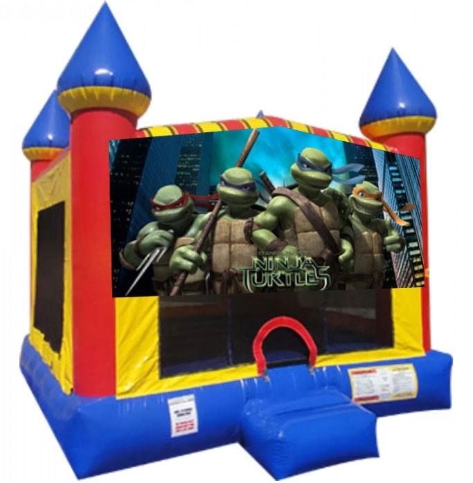 (C) Teenage Mutant Ninja Turtles Moonwalk