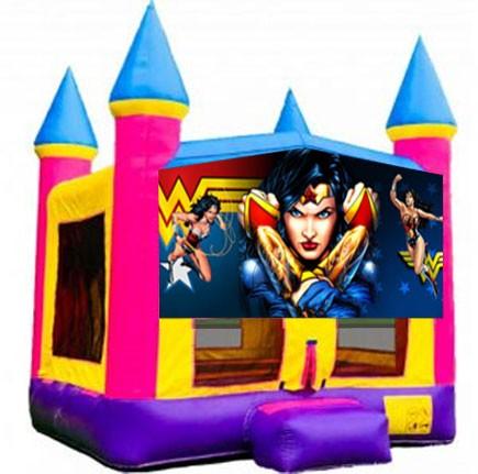 (C) Wonder Woman Moonwalk