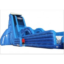 (D) 35ft Full Throttle Slide