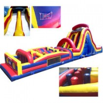 64ft Wet/Dry Obstacle Course