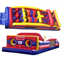 (A) 31ft - 7 Element Dry Obstacle