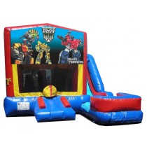 (C) Transformers 7N1 Bounce Slide combo (Wet or Dry)