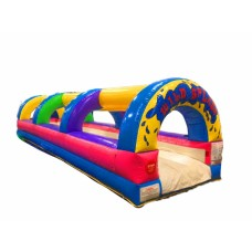 (A) 28ft Wild Splash Single Lane Slip N Slide
