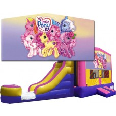 (C) My Little Pony Bounce Slide combo (Wet or Dry)