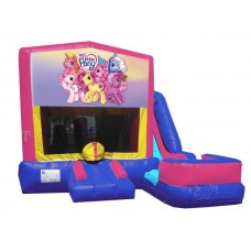 (C) My Little Pony 7n1 Bounce Slide combo (Wet or Dry)