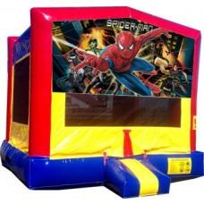 (C) Spider-Man Moonwalk