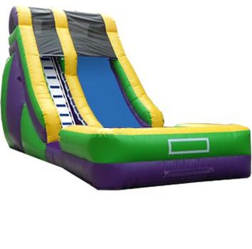 (B) 18ft Screamer Dry Slide