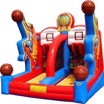 (B) Basketball Shot