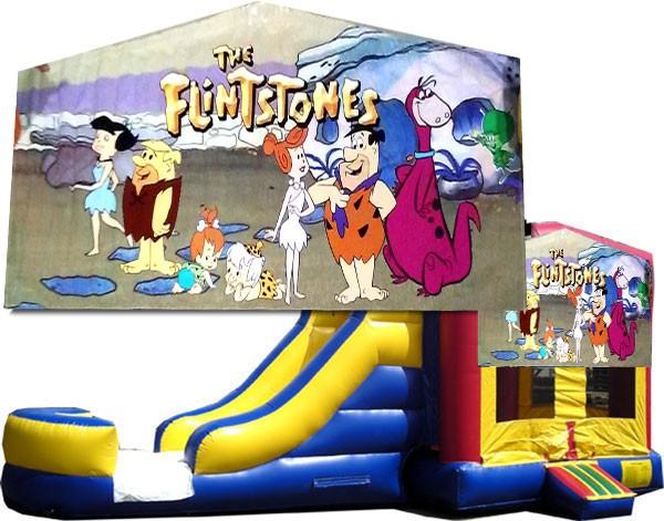 (C) Flintstones 2 Lane combo (Wet or Dry)