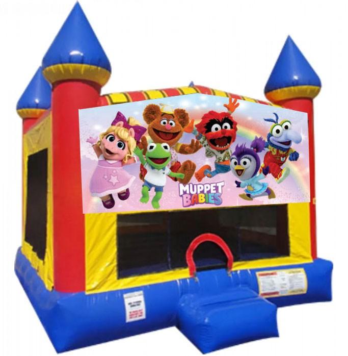 (C) Muppet Babies Moonwalk