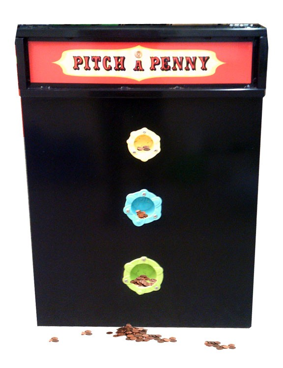 (A) Penny Toss Game