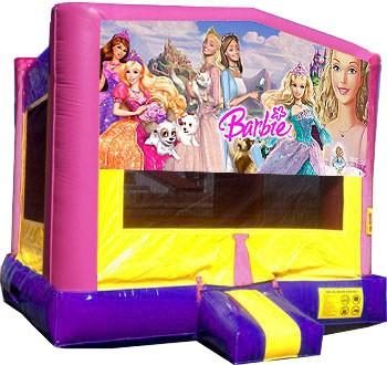 (C) Barbie Moonwalk