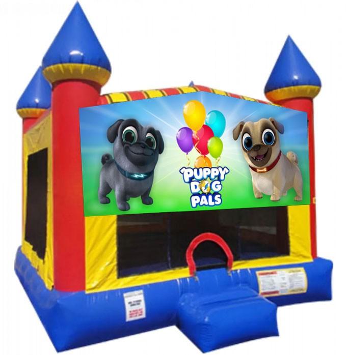 (C) Puppy Dog Pals Moonwalk