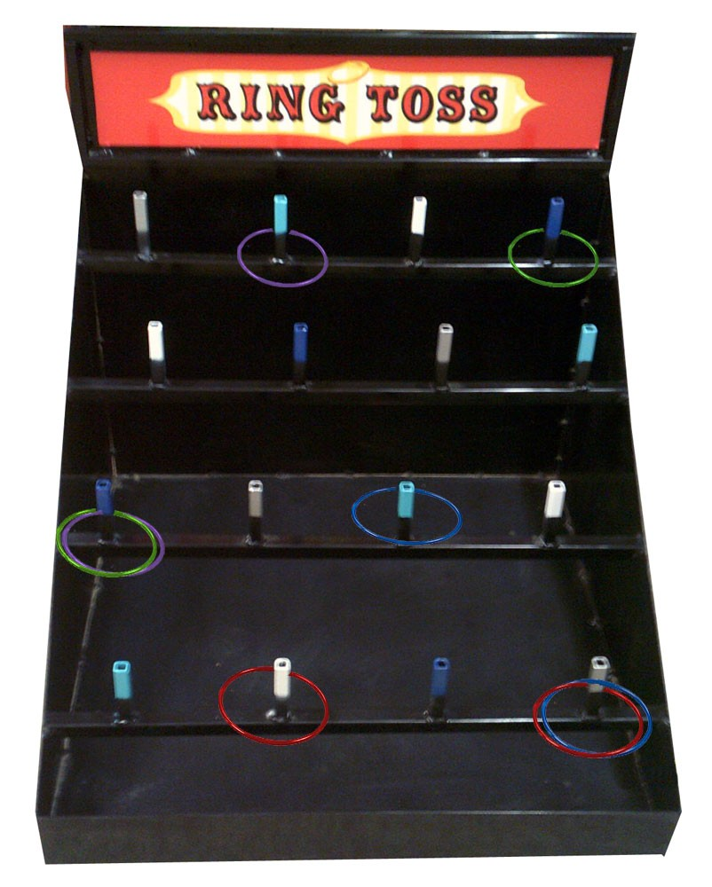 (A) Ring Toss Game