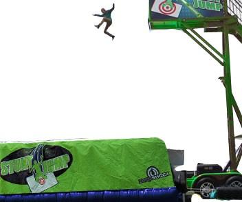 (D) Zero Shock Stunt Jump