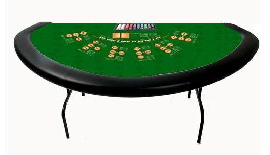 texas hold em casino rental