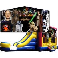 (C) Star Wars 2 Lane combo (Wet or Dry)
