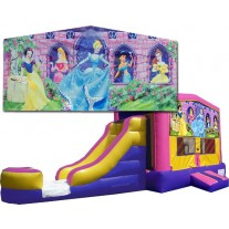 (C) Disney Princess Bounce Slide combo