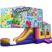 (C) Shopkins Bounce Slide combo (Wet or Dry)