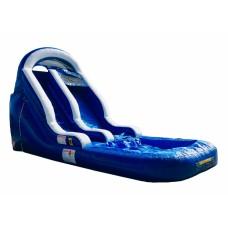 (A) 16ft Aquaventure Water Slide with pool Rental