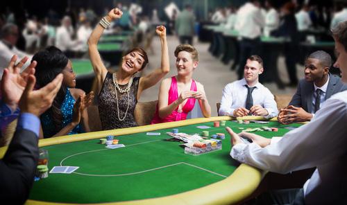 casino party rentals houston