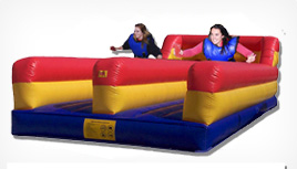 interactive game inflatable rentals